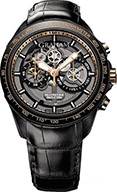 Graham Silverstone RS Skeleton Black and Gold 2STAZ.B02A