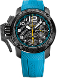 Graham Chronofighter Superlight Carbon 2CCBK.B30A