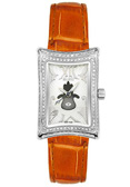 ELINI.Style # : WH785STLBRN Lucky Hamsa Lady Full Diamond.242 белых бриллианта. 1.2 карата